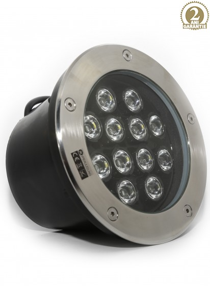 Spot LED exterior incastrabil PS006 12W