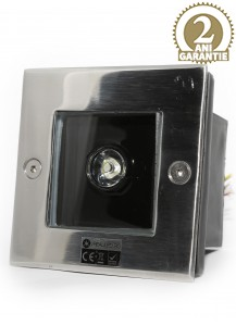 Spot LED exterior incastrabil PS002 1W