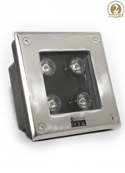 Spot LED exterior incastrabil PS001 4W