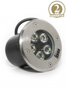 Spot LED exterior incastrabil PS005 5W