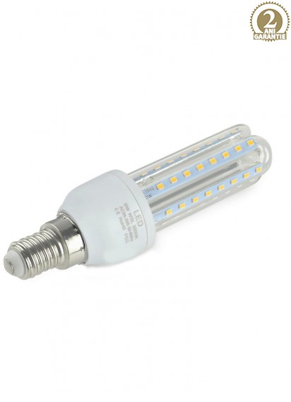 Bec LED Corn E14 SMD 9W 3U