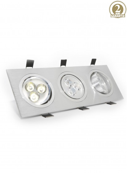 Lampa LED interior incastrabila PL003 9W