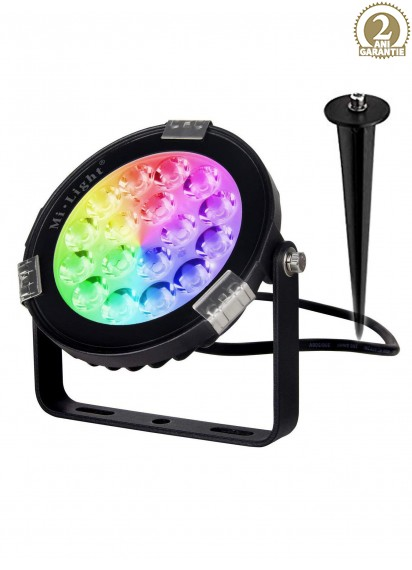 Proiector exterior WiFi RGB Mi-Light 9W