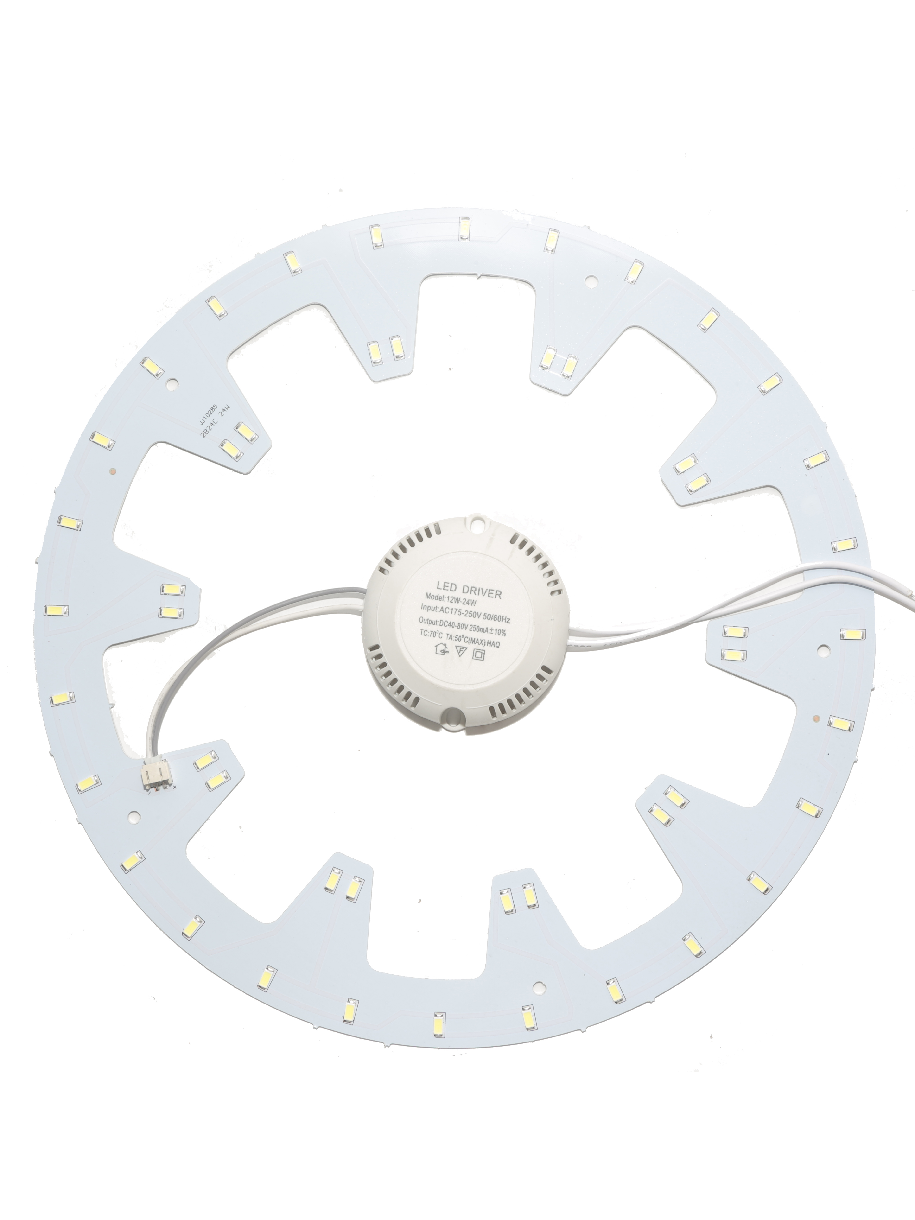 Placa Led Interior Pl007 24w